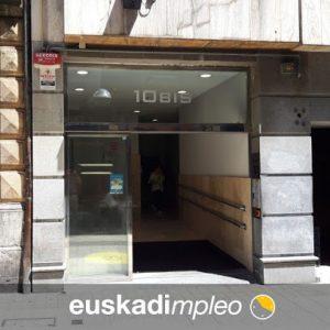 Euskadimpleo Bilbao - grupompleo, ETT en Bilbao - Ledesma Musikariaren Kalea, 10 bis, 7ª planta, 48001 Bilbao, BI