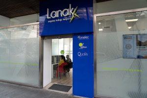 Lanak Consultores , S.L., ETT en Vitoria-Gasteiz - Badaia Kalea, 37, 01012 Gasteiz, Araba
